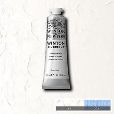 Winsor & Newton Winton 200ml Oil Colour - Titanium White