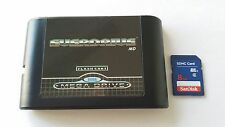 Everdrive Sega Genesis 32X Flash Cart + 8 Gb Sd Card  Retron 3 Megadrive