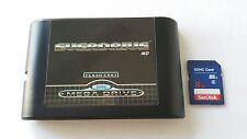 Everdrive Sega Genesis 32X Flash Cart + 8 Gb Sd Card  Retron 3 Megadrive