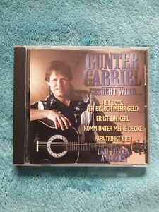 CD, Gunter Gabriel, Gesucht wird ..., 1997