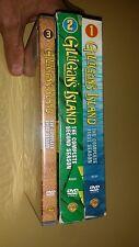 GILLIGAN'S ISLAND ~ The Complete Series ~ Seasons 1, 2 & 3  DVD *RARE OOP