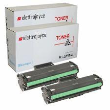 2 TONER PER SAMSUNG SCX-3200 SCX 3205W ML1660 ML1665 ML1670 1675 ML1860 - D1042S