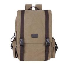 2ae1338da3f6f Korea Herren Vintage Leinen Rucksack Wandern Reise Kuriertasche Rucksack