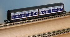 Hobbytrain 23452, Spur N, SBB Güterwagen-Typ Habils, NENDAZ Wasser, Ep. 5