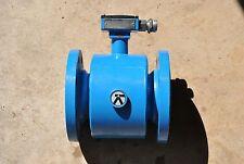 Krohne Altometer Flowtube 4 Inch 4 Pfa Hc M 450 Gk 2344 Meter Used