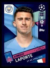 Topps Champions League 2018/19 - Aymeric Laporte Manchester City FC No. 164