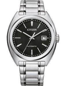 Citizen NJ0100-71E Automatik Klassik Herren 42mm 10ATM