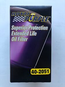 (6)-Royal Purple Oil Filter Ford F250,350,450,550 Super Duty 6.7 V8 Diesel $10