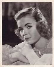 DOROTHY MCGUIRE Beautiful Original Vintage 1940s Fox Studio Portrait Photo