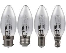 Eveready ECO Halogen Energy Saving Candle Bulbs 20w 33w 48w E14 B22 E27 B15 240v