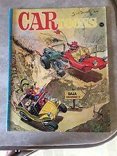 April 1970 Cartoons Hot Rod Auto Racing Drag Race Car Comic Book Toons
