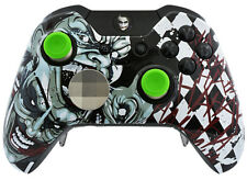 """Joker"" Xbox One ELITE Rapid Fire Modded Controller 40 Mods for COD Destiny&more"