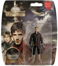 "BBC TV SERIES ADVENTURES OF MERLIN 3.75"" ACTION FIGURE - UTHER - Damaged Blister"