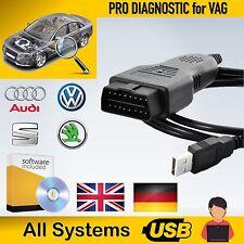 * más populares * Cable USB puede VAG AUDI SEAT SKODA VOLKSWAGEN herramienta de diagnóstico