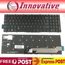 New Genuine Original Dell 0896NG 896NG German Deutsch Backlit Keyboard Tastatur