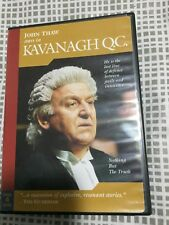 KAVANAGH Q.C - (JOHN THAW) - Nothing But The Truth - 4 EPs. BoxSet 2 Disc - VGC