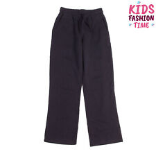 Sweat Trousers Size 14Y Elasticated & Drawstring Waist