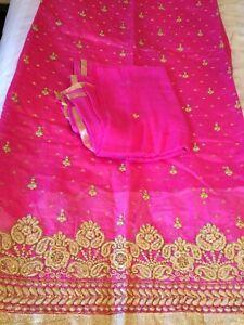 Unstitched Shalwar Kameez Suit Material