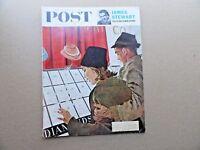 Saturday Evening Post Magazine February 11 1961 Complete