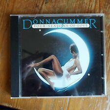 Donna Summer – Four Seasons Of Love CD