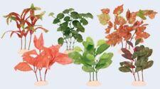 Piante Decorative di seta per Acquari - confezione da 6 - Trixie - Nuove