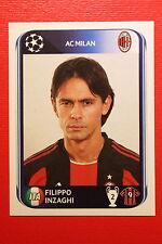 Panini 261 Filippo Inzaghi AC Milan Champions of Europe 1955-2005