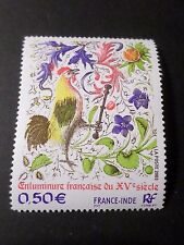 FRANCE 2003, timbre 3629, ART, INDE, COQ neuf**, MNH  STAMP, EMISSION COMMUNE