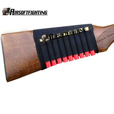.410GA Gauge Shotgun Butt Stock 9 Shell Cartridge Holder Buttstock Ammo ShotGun