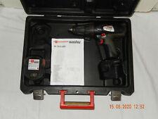 WÜRTH Master BS - 12 A solid mit gutem AKKU im Koffer,geprüft, guter Zustadnd