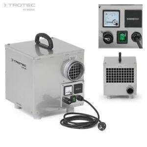 TROTEC TTR 160 Adsorptionstrockner Bautrockner Luftentfeuchter max. 0,5 kg / h