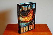 Thunderbird by Jack McDevitt (2015 Hardcover Dj 1st/1st Ln/Ln Ancient Shores #2)