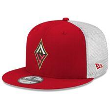 Las Vegas Aces New Era 2020 WBNA Draft Trucker 9FIFTY Snapback Hat - Red