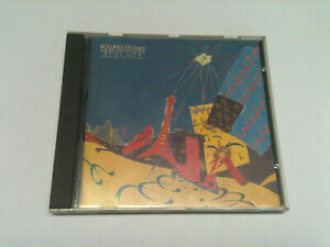 Rolling Stones - STILL LIFE (American Concert 1981) made in Japan CD © 1982/86