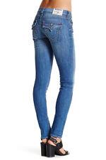 True Religion NWT Flap Pocket Skinny Jean Color CZPM KINGD 26 $189 NWT