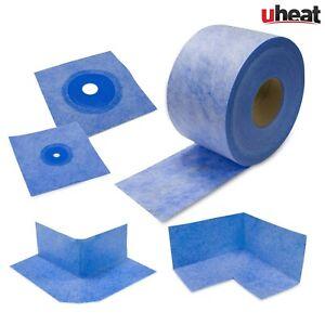 Premium Membrane Sealing Tape Shower Bath Wet Room Tanking Waterproof Joints