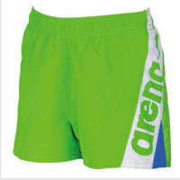 Arena Fundamentals Beach Boxer Green Swimming Shorts Age 14 - 15 RRP £30