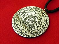 The Seals of the Seven Archangels pendant, The Seven Archangels sigil jewelry