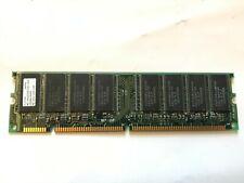 256MB 168 PIN SDRAM PC133 DIMM ELPIDA MC-4532CD647XF-A75  UK SELLER     fcb11.24