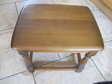 Ercol Wooden Living Room Coffee Tables