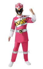 New Dino Charge Power Ranger Fancy Dress Superhero Rangers Kids Childs Costume
