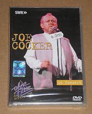 JOE COCKER - IN CONCERT - DVD SIGILLATO (SEALED)