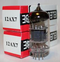 Matched Pair Svetlana 12AX7 / ECC83 tubes, Brand NEW in Box