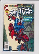 Marvel Comics Web of Scarlet Spider #1 of 4