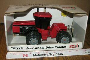 CASE IH International 9150 Tractor 1/32 Ertl Toy #641 SPECIAL 1988 Duals 3 PT