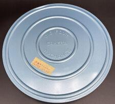 8 mm Movie Film Reel & Canister 7 Inch Big Four Camera Portland Vintage