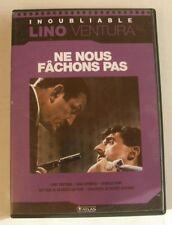 DVD NE NOUS FACHONS PAS - Lino VENTURA / Mireille DARC / Michel CONSTANTIN