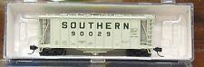Athearn 23047 N scale 40' 2600 CF Airslide Hopper early Southern #90029 NIB