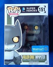 POP Killer Croc Impopster Walmart Exclusive DC Comics Super Heroes #151