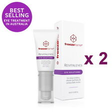 2 x NEW Freeze Frame revitalEyes Eye Cream 15ml Freezeframe Revital Eyes