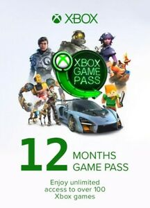 12 month Xbox game pass ultimate 66% off limited offer